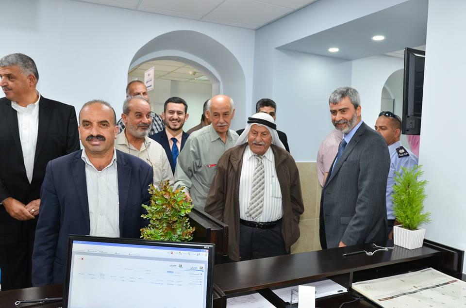 جولة تفقدية لمجموعة من الهيئات المحلية والمؤسسات ذات العلاقة لمصلحة مياه محافظة القدس