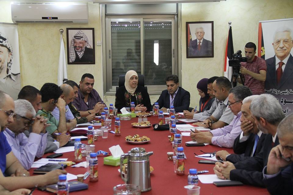 مجلس طوارئ رام الله والبيرة يركز على أهمية التوعية المجتمعية في التعامل مع الزلازل